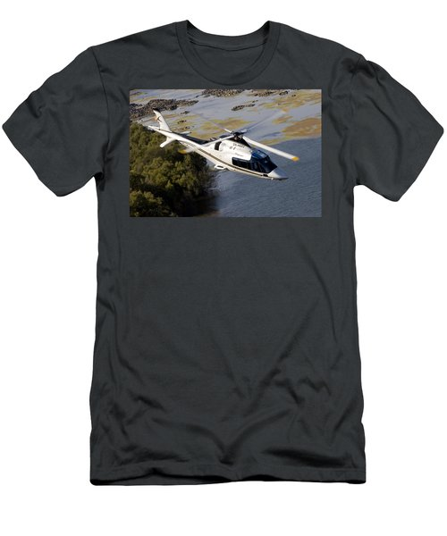 A Paining Men's T-Shirt (Slim Fit) by Paul Job