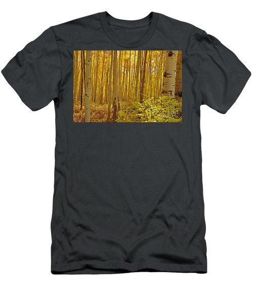 A Peek Into Heaven Men's T-Shirt (Athletic Fit)