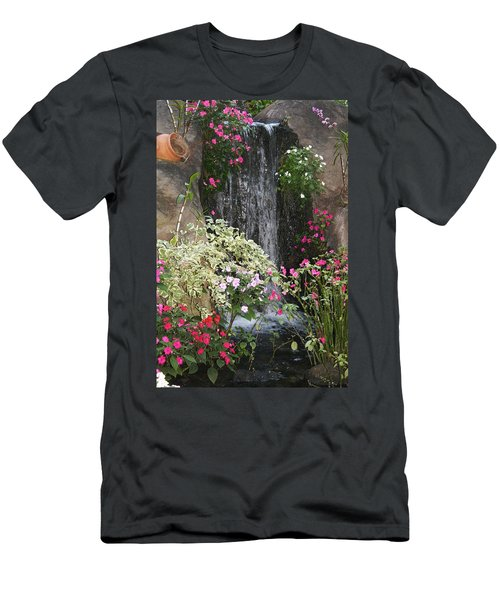 A Place Of Serenity Men's T-Shirt (Athletic Fit)