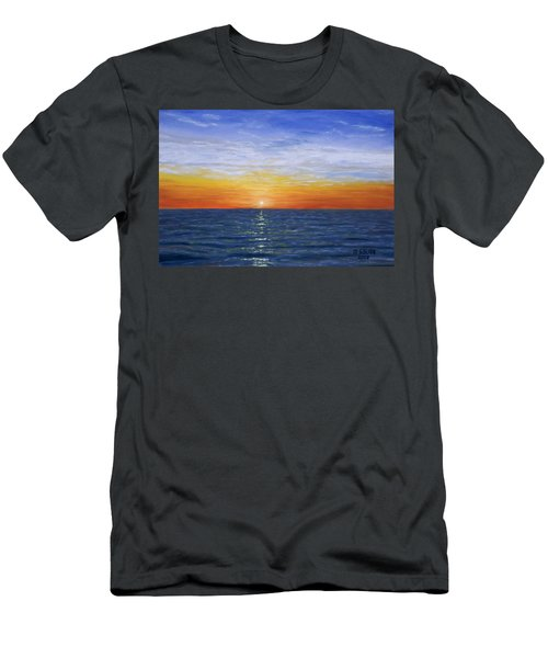 A Silent Moment Men's T-Shirt (Athletic Fit)