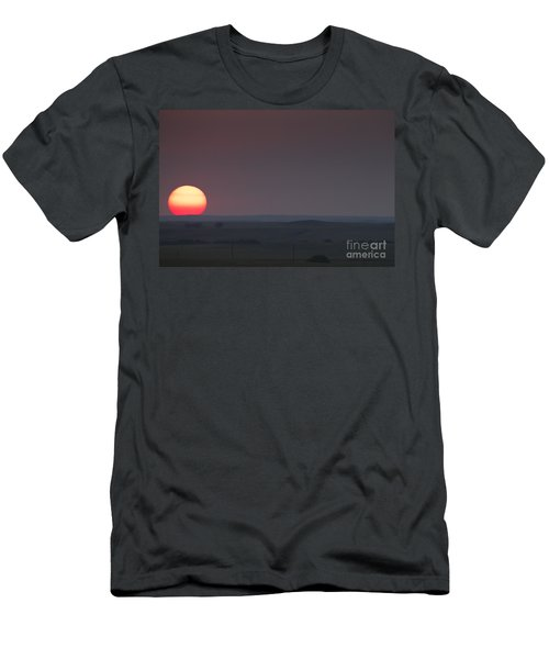 A Sun Like Mars Men's T-Shirt (Athletic Fit)
