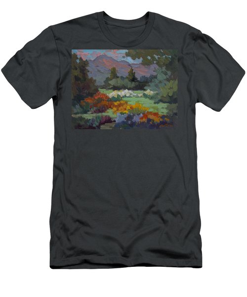 A Sunny Afternoon In Santa Barbara Men's T-Shirt (Athletic Fit)