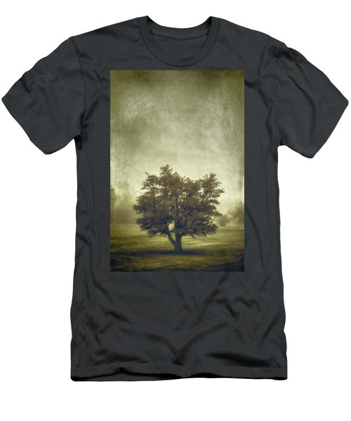 A Tree In The Fog 2 Men's T-Shirt (Athletic Fit)