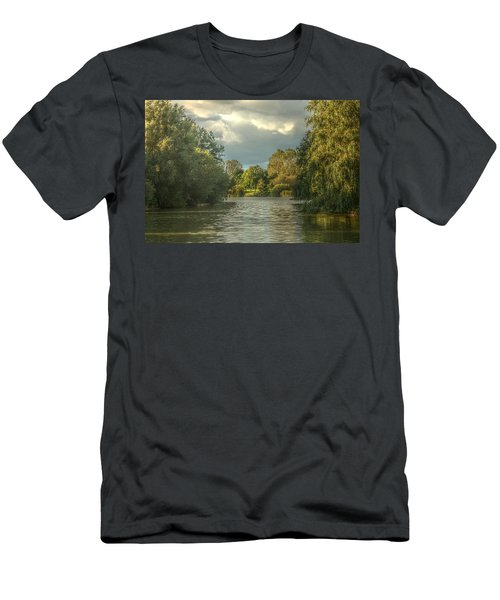 A View Down The Lake Men's T-Shirt (Athletic Fit)