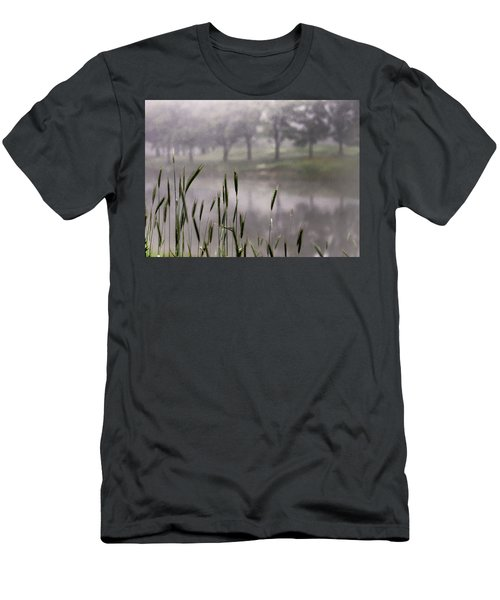 A View In The Mist Men's T-Shirt (Athletic Fit)