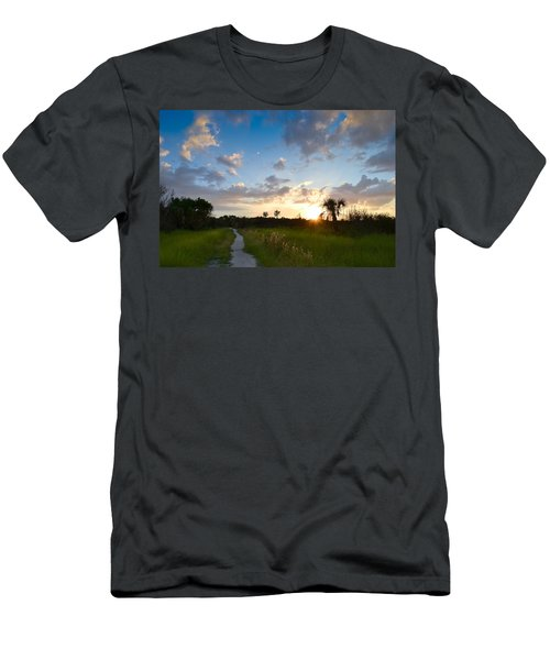 A Walk With You... Men's T-Shirt (Athletic Fit)