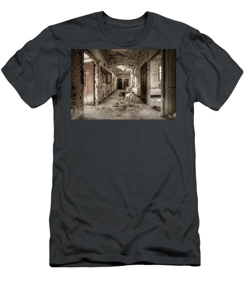 Abandoned Asylums - What Has Become Men's T-Shirt (Athletic Fit)