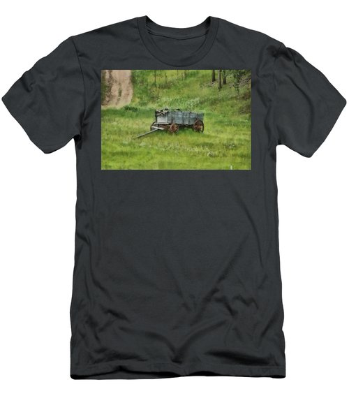 Abandoned Men's T-Shirt (Athletic Fit)