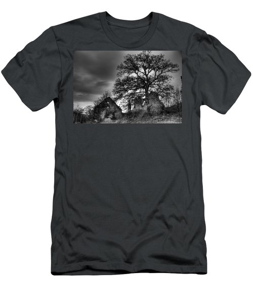 Abandoned Men's T-Shirt (Athletic Fit)