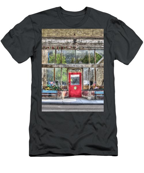 Abandoned Shop Men's T-Shirt (Athletic Fit)