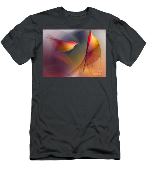 Abstract Fine Art Print Early In The Morning Men's T-Shirt (Athletic Fit)