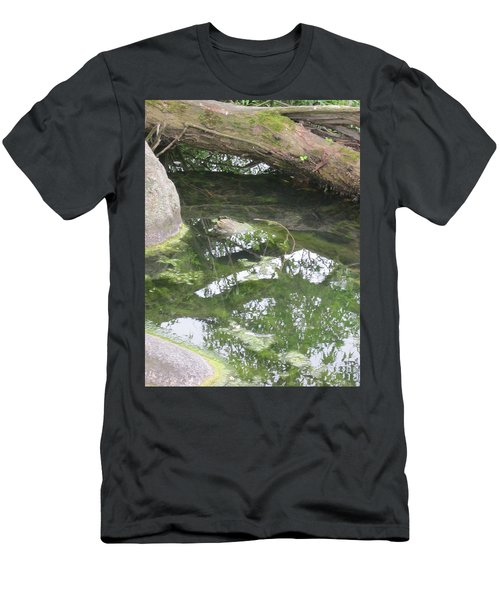 Abstract Nature 3 Men's T-Shirt (Athletic Fit)