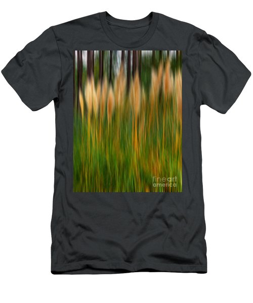 Abstract Of Movement Men's T-Shirt (Athletic Fit)