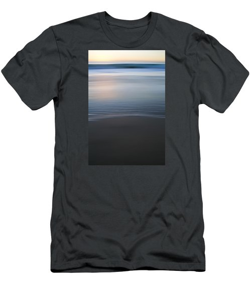 Abstract Seascape No. 06 Men's T-Shirt (Athletic Fit)