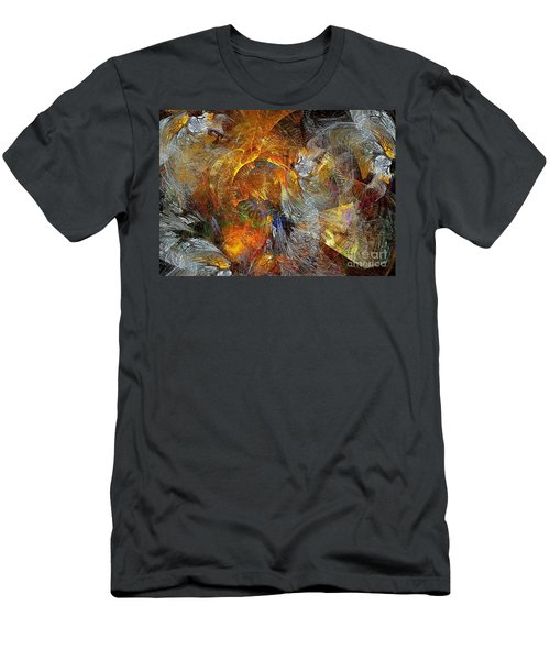 Abstraction 435-08-13  Marucii Men's T-Shirt (Athletic Fit)