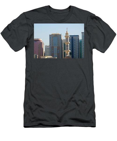 Abu Dhabi City Center Men's T-Shirt (Athletic Fit)