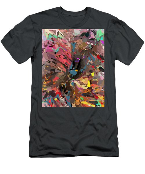 Abyss 2 Men's T-Shirt (Slim Fit) by David Lane