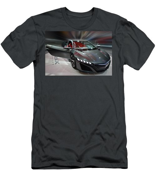 Acura Nsx Concept 2013 Men's T-Shirt (Athletic Fit)