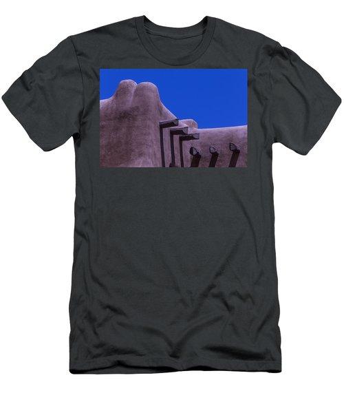Adboe Building Detail Men's T-Shirt (Athletic Fit)