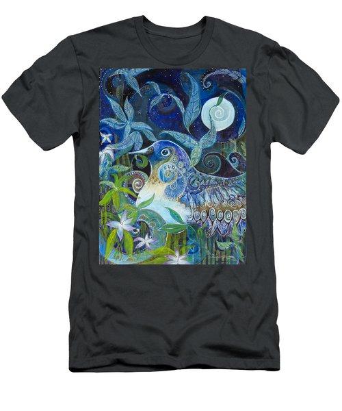 Admiration Men's T-Shirt (Slim Fit) by Leela Payne