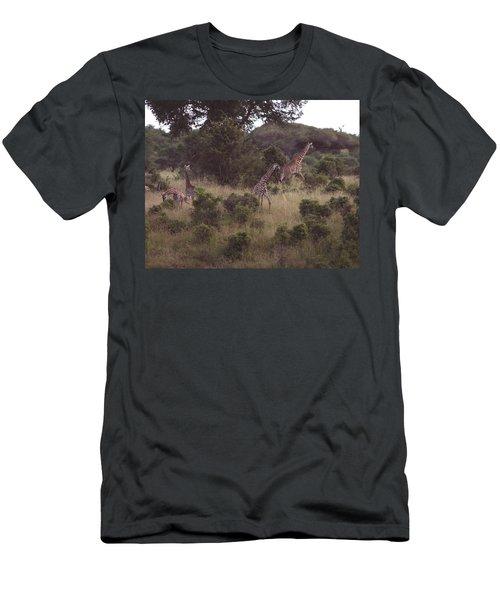 Africa Dream Men's T-Shirt (Athletic Fit)