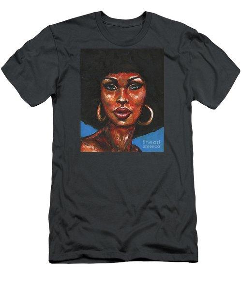 Well Hello Men's T-Shirt (Slim Fit) by Alga Washington