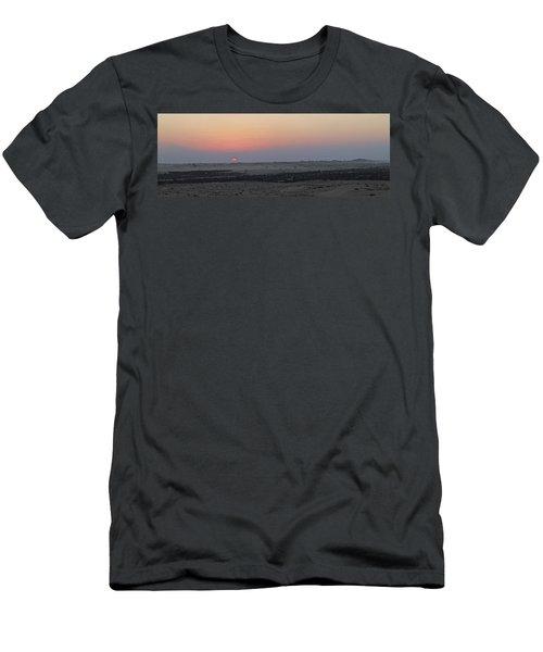 Al Ain Desert 7 Men's T-Shirt (Athletic Fit)