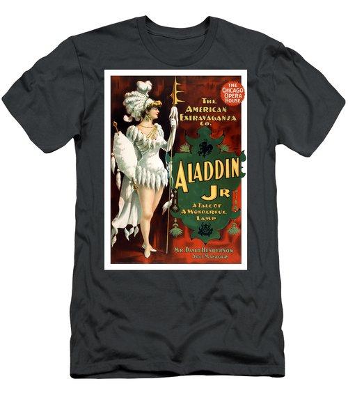 Aladdin Jr Amazon Men's T-Shirt (Athletic Fit)