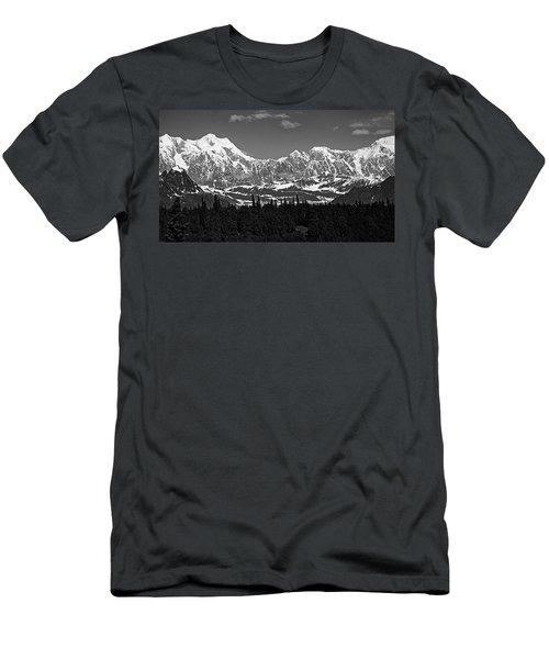 Alaska Range Men's T-Shirt (Athletic Fit)