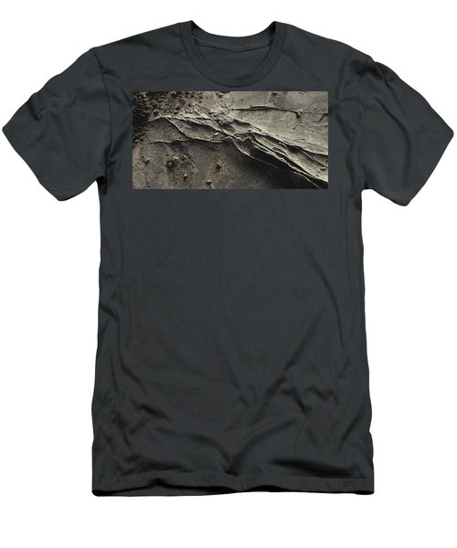 Alien Lines Men's T-Shirt (Athletic Fit)