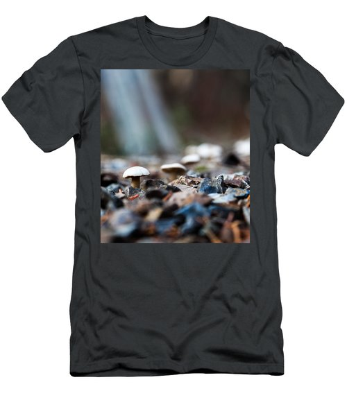 All In A Row Men's T-Shirt (Athletic Fit)