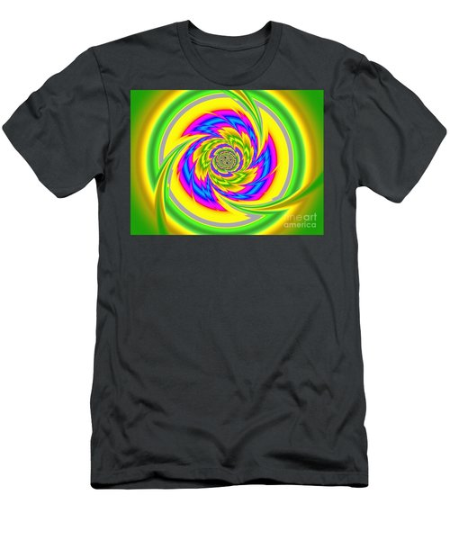 All The Colours Men's T-Shirt (Athletic Fit)