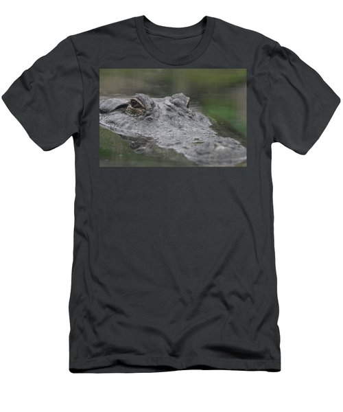 Alligator Men's T-Shirt (Athletic Fit)