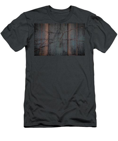 Men's T-Shirt (Slim Fit) featuring the photograph Almost Ivy by Ray Congrove