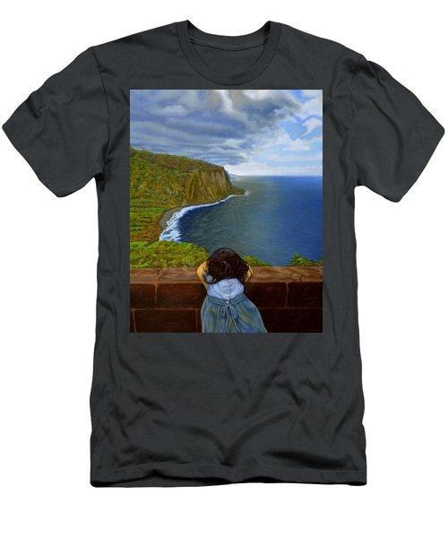 Amelie-an 's World Men's T-Shirt (Athletic Fit)
