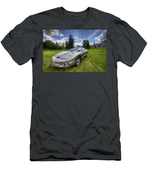 American Musclecar Firebird Men's T-Shirt (Athletic Fit)