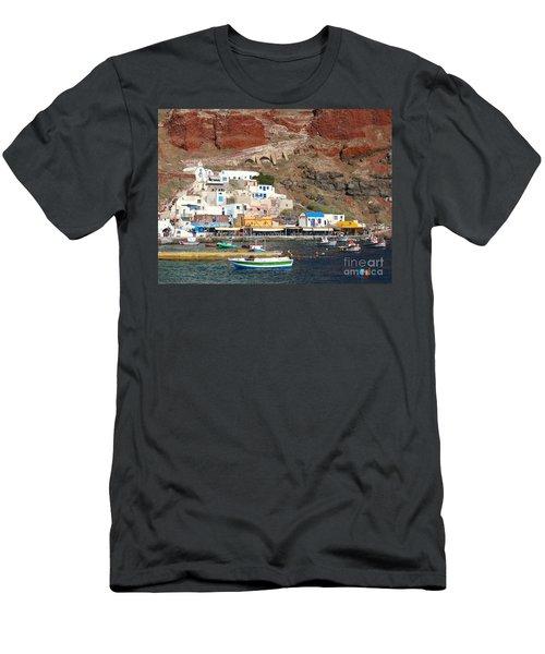 Amoudi Bay Men's T-Shirt (Athletic Fit)