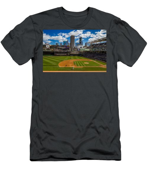 An Afternoon At Target Field Men's T-Shirt (Athletic Fit)