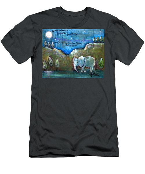 An Elephant For You Men's T-Shirt (Athletic Fit)