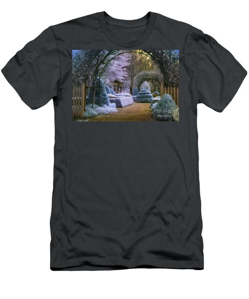 An English Garden Men's T-Shirt (Athletic Fit)