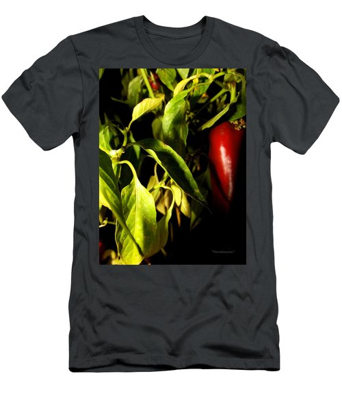 Anaheim Pepper Men's T-Shirt (Athletic Fit)
