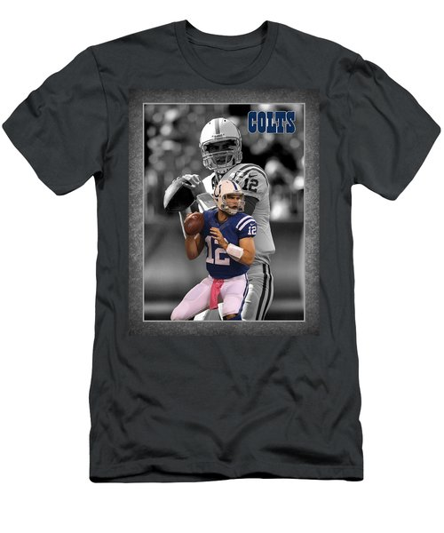 Andrew Luck Colts Men's T-Shirt (Athletic Fit)