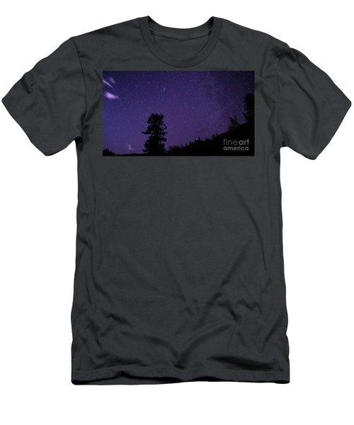Andromeda Rising Men's T-Shirt (Athletic Fit)