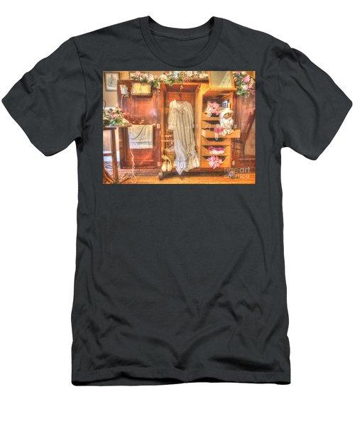 Antique Armoire Men's T-Shirt (Athletic Fit)
