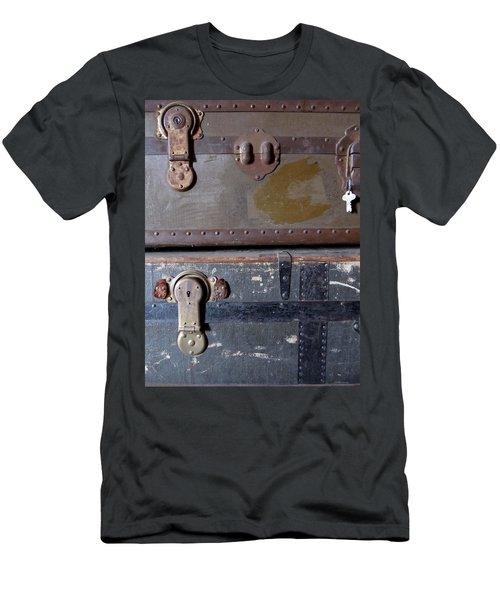 Antique Trunks 5 Men's T-Shirt (Athletic Fit)