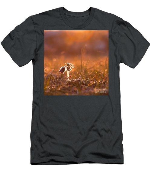 April Morning Men's T-Shirt (Athletic Fit)