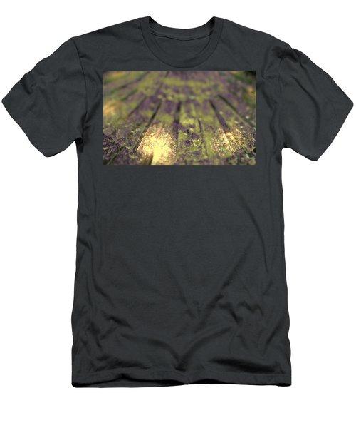 Aqueous Chord Men's T-Shirt (Athletic Fit)