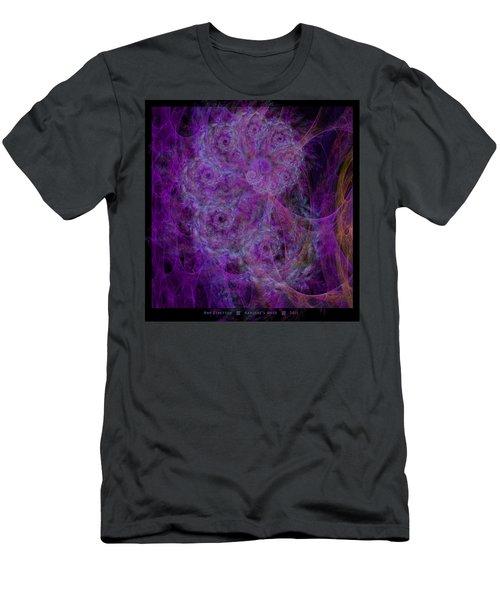 Arachne's Wave  Men's T-Shirt (Athletic Fit)