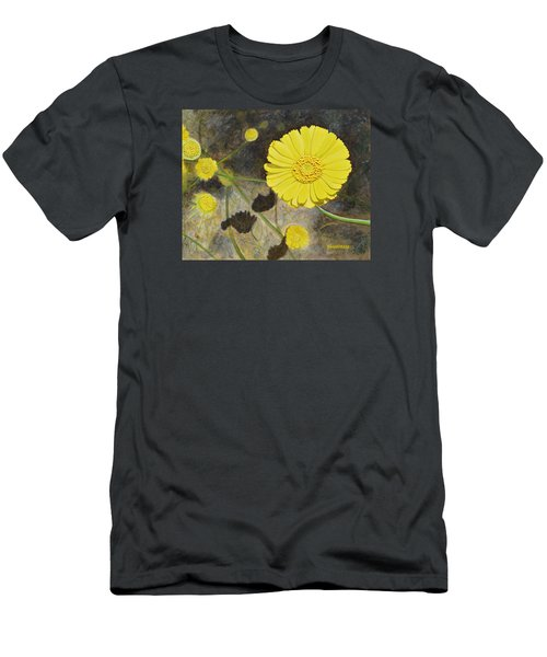 Arboretum Wild Flower  Men's T-Shirt (Athletic Fit)