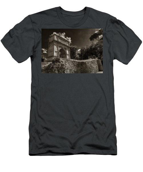 Arch Of Titus Men's T-Shirt (Athletic Fit)
